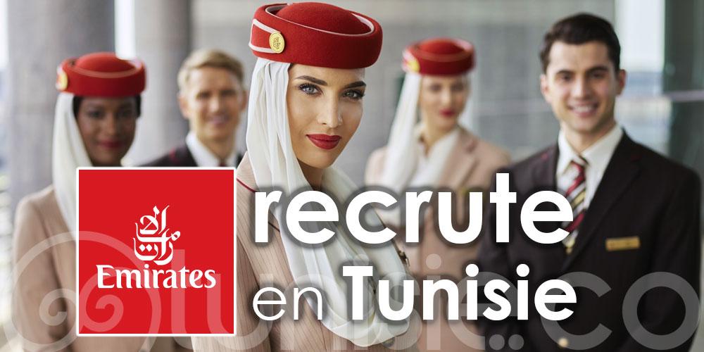 Emirates recrute des membres d'équipage et cible aussi les tunisiens