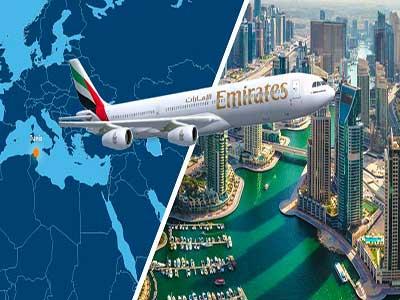 Emirates lance ses  tarifs spéciaux 2019