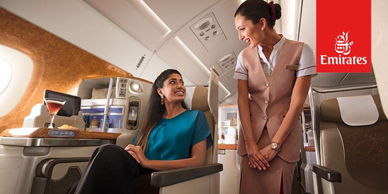 En vidéo : Vivez l'experience Business Class A380 entre Dubai et l'Ile Maurice