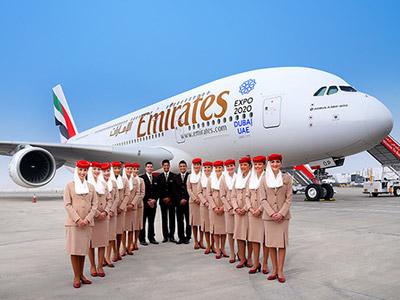 Votre Été sera plus frais avec les glaces offertes par Emirates