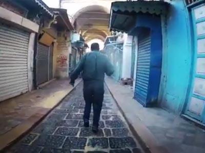 En vidéo : Connaissez-vous l'Homme à Encens de la médina de Tunis ?