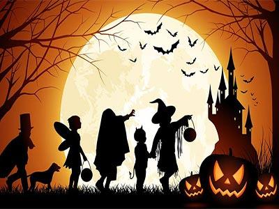4 plans pour vos enfants à l'occasion d'Halloween