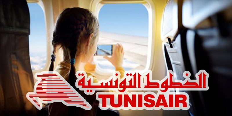 Passagers mineurs non accompagnés, Tunisair précise les conditions de voyage
