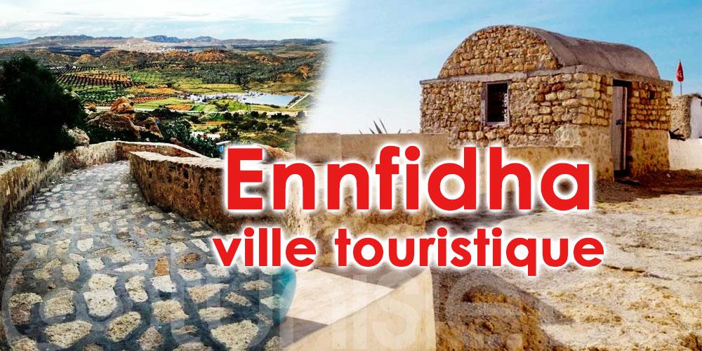 La municipalité d'Ennfidha baptisée ville touristique