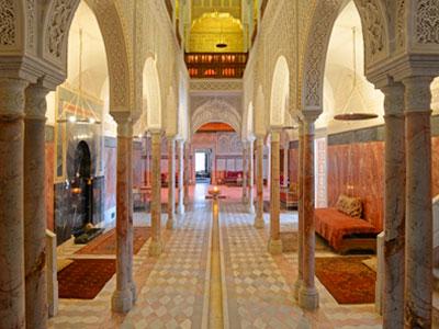 Palais Ennejma Ezzahra