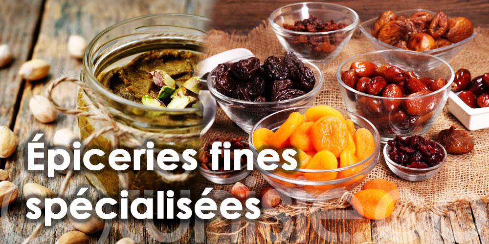 Bsissa, Drôo, fruits séchés … Épiceries fines spécialisées