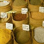 Noms des épices en Arabe et en Français