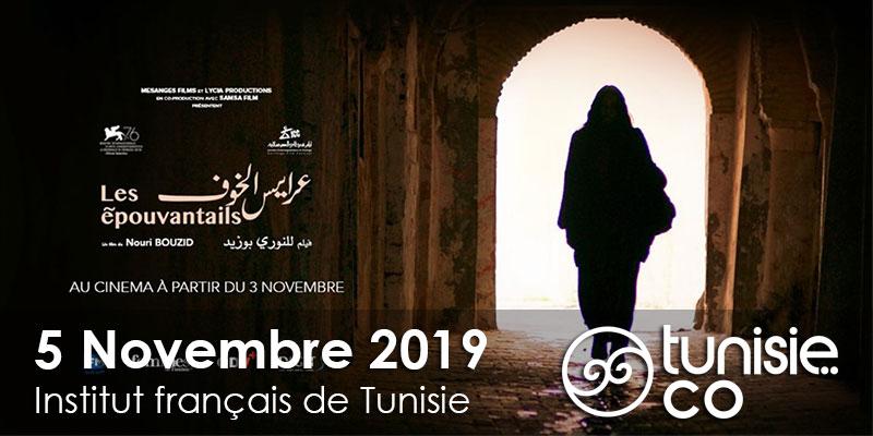 Projection de Les épouvantails en présence de l'équipe du film le 5 novembre