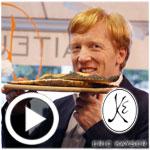 En vidéo : Rencontre avec Eric KAYSER, artisan boulanger, à la nouvelle pâtisserie E.K à La Marsa