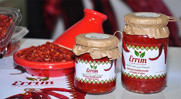 De la harissa produite par des femmes rurales de Kairouan à la conquête de l'Europe