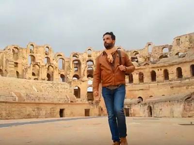En vidéo, explorez la médina Sfax et El Jem aux yeux de Luis Tobajas