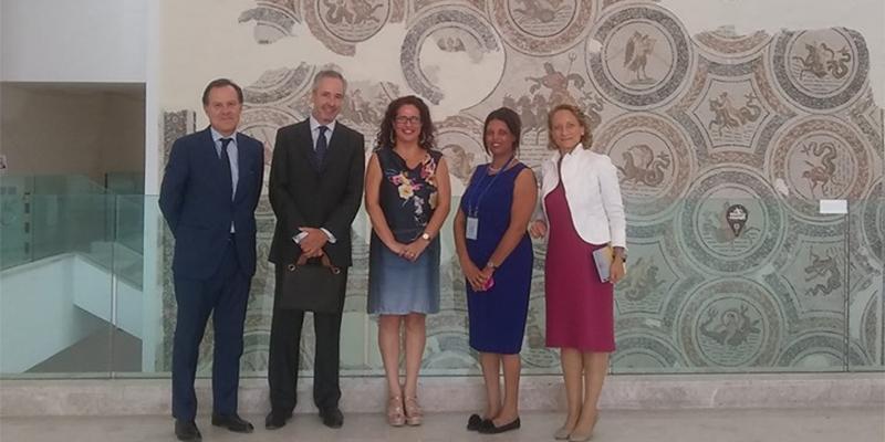Appui de la diplomatie culturelle entre la Tunisie et l'Espagne