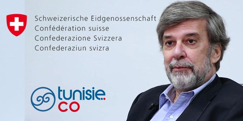 Vidéo: L'ambassadeur suisse Etienne Thévoz révèle sa facette culturelle