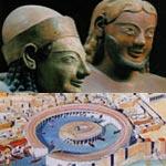 Des oeuvres étrusques extraordinaires trouvées à Carthage bientôt exposées au musée du Bardo