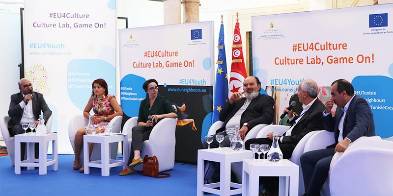 En vidéos : La Culture et le partenariat Public-Privé en débat