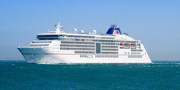 Tous les détails sur l´escale du navire Europa le 6 Octobre à la Goulette