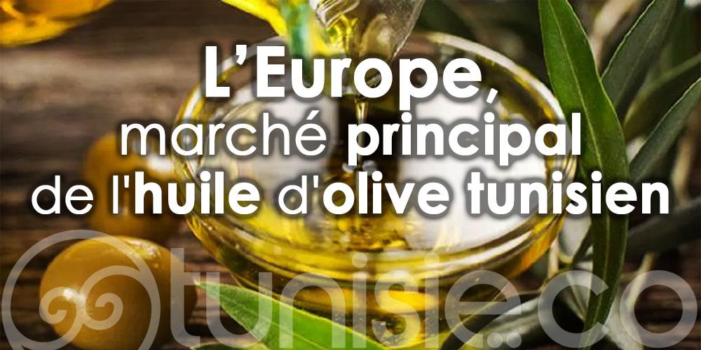 L'Europe, marché principal de l'huile d'olive tunisien