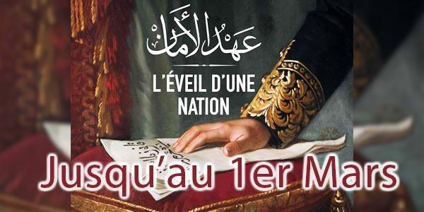 L'expo L´Eveil d´une Nation se poursuit jusqu´au 1er mars