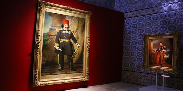 en photos d couvrez les plus beaux tableaux et portraits des beys de tunis. Black Bedroom Furniture Sets. Home Design Ideas