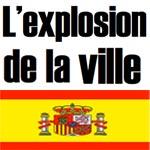Vernissage de l'exposition espagnole 'Explosion de la ville'  mercedi 25 janvier à l'ENAU