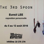 Exposition The 3rd Spoon le 5 Août à El Birou