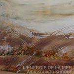 �? Sfax : exposition 'Energie de la Mer' de l'artiste peintre Aida Kchaou Krouf