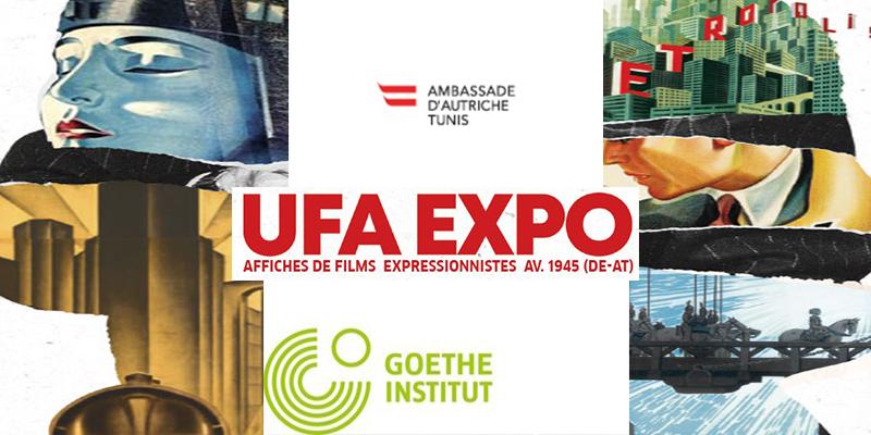 UFA EXPO: Les affiches des anciens films allemands et autrichiens à l'honneur