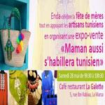 Expo-vente spéciale fête des mères le 28 Mai à la Galette