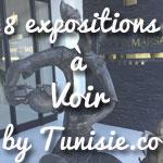 Les 8 expositions d´art à voir absolument ce weekend !