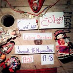 Expo-vente de bijoux Kimaenti 'L'ultime paradoxe' le 16 novembre chez Caf'art