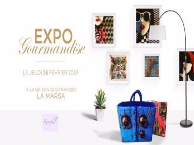 Consommez tunisien à l'expo-vente Krunfull by Gourmandise