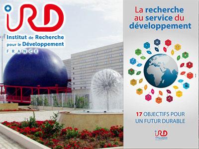 Vernissage de l'exposition '17 objectifs pour un futur durable' le 21 avril