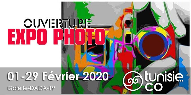Exposition de Photographie du 1er au 29 Février 2020