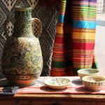 1ère édition de l´exposition artisanale Coin d´artistes les 2 et 3 Septembre à la Soukra
