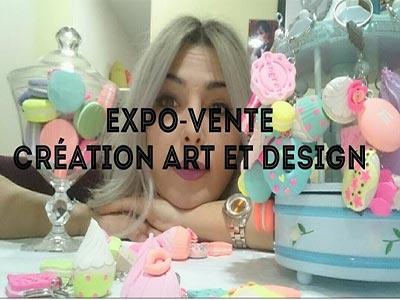 Expo-vente Création Art Et Design le 29 Avril à L'hôtel Paris Lac 1