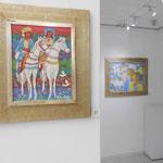 Exposition �??Les Grands Maîtres´ à la Galerie Saladin Sidi Bou Saïd jusqu´au 15 septembre