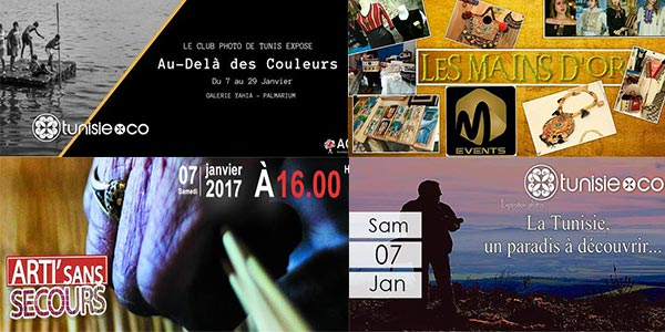 Les 4 expositions d´art à voir absolument ce weekend !