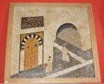 Un tableau de mosaïque remporte un prix international