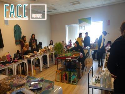 30 femmes rurales et artisanes exposent les produits de terroir dans 12 entreprises
