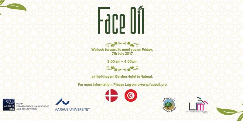 Conférence pour une meilleure approche pour l'exportation de l'huile d'olive le 7 juillet 2017