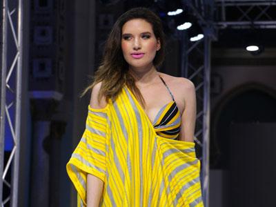 En photos: Vêtement de plage Glamour inspiré de Maryoul Fadhila