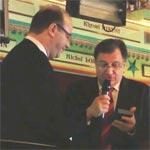 Vidéo : M. Elyes Fakhfakh reçoit la médaille du gouvernement Français