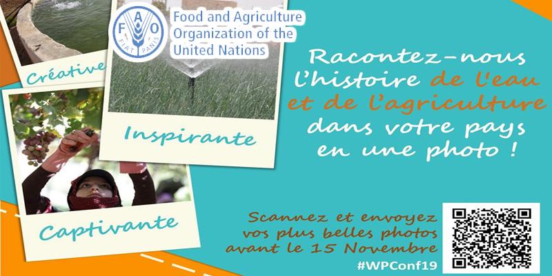 Appel à candidatures : concours de photos de la FAO