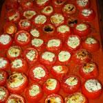 Légumes farcis à l'iftar