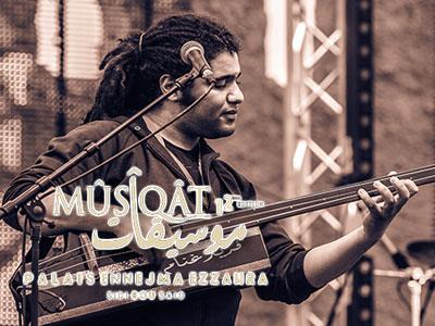 FARID GHANNAM au festival Mûsîqât le 13 Octobre à Ennejma Ezzahra