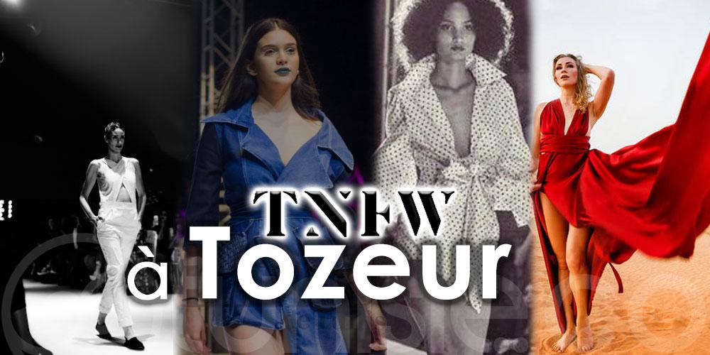 Dans la ville-oasis, Tozeur, La Tunis Fashion Week est de retour !
