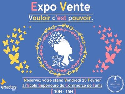 Expo-vente Fashionpreneur Day le 23 février à l'ESC
