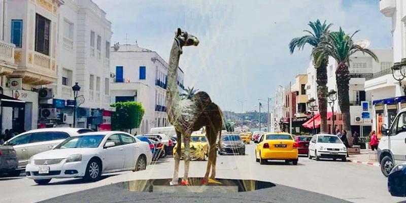 Une statue de Fathia bientôt à La Marsa ?