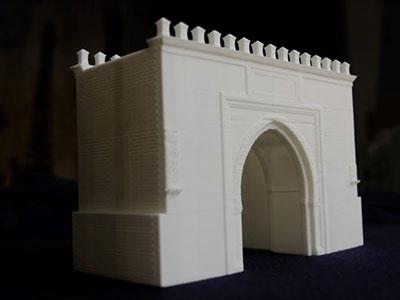 En photos : Le FabLab-ENIT donne vie au patrimoine Tunisien en 3D