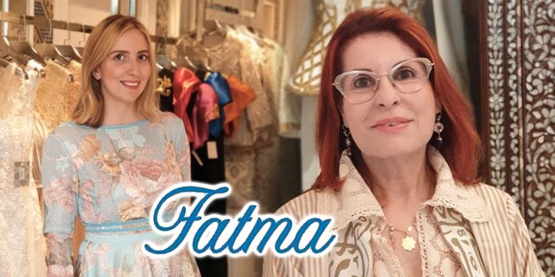 FATMA, la nouvelle griffe entre mère et fille Ben Abdallah